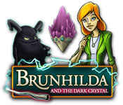 Brunhilda and the Dark Crystal