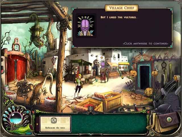 brunhilda and the dark crystal screenshots 2