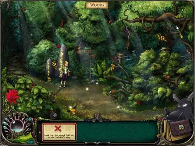 brunhilda and the dark crystal screenshots 3