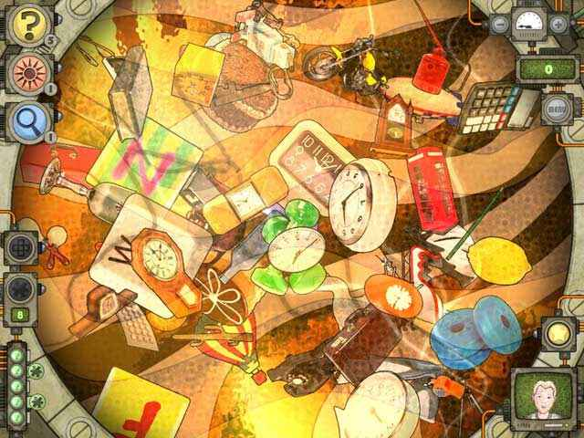 memorabilia: mia's mysterious memory machine screenshots 1
