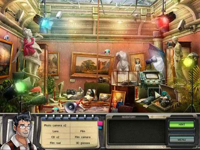 grace's quest: to catch an art thief screenshots 2