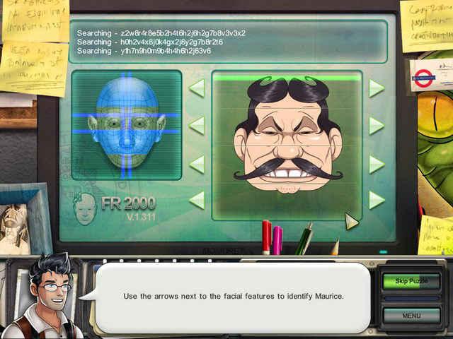 grace's quest: to catch an art thief screenshots 3