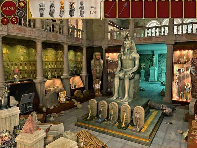 artifacts of the past: ancient mysteries screenshots 1