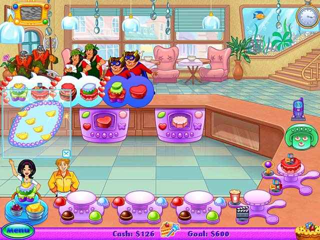 cake mania: lights, camera, action! screenshots 10