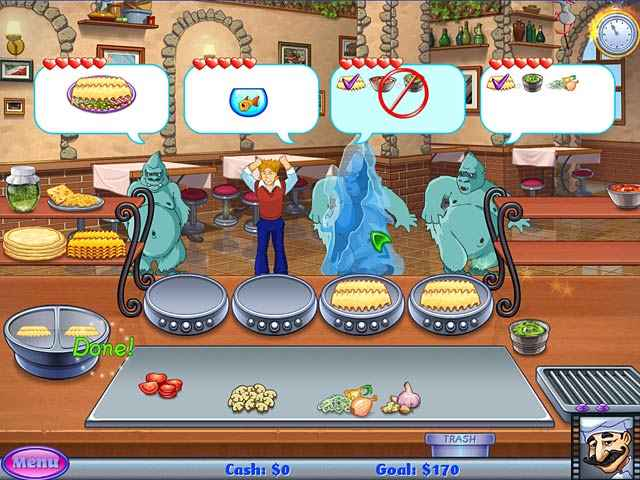 cake mania: lights, camera, action! screenshots 6