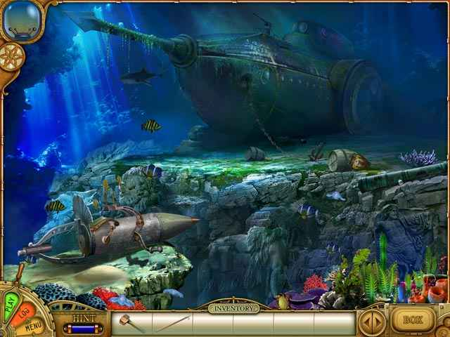 nemo's secret: the nautilus screenshots 3