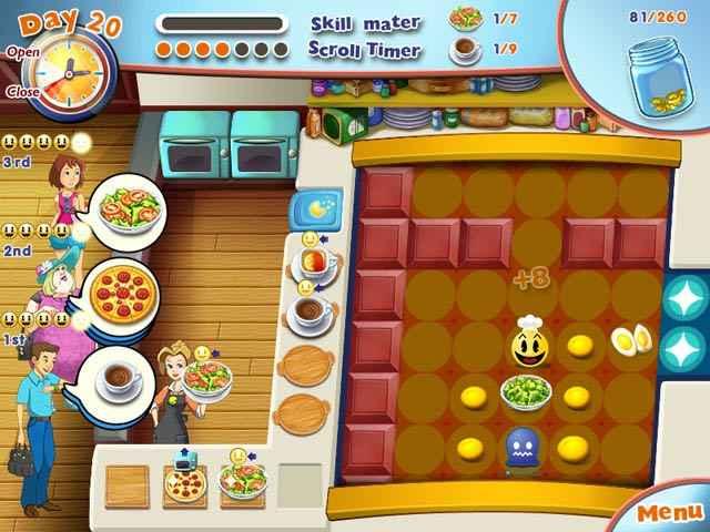 pac-man pizza parlor screenshots 3