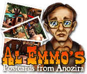 Al Emmo's Postcards from Anozira