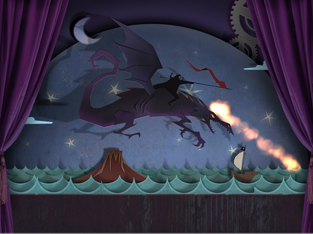 drawn: dark flight collector's editon screenshots 3