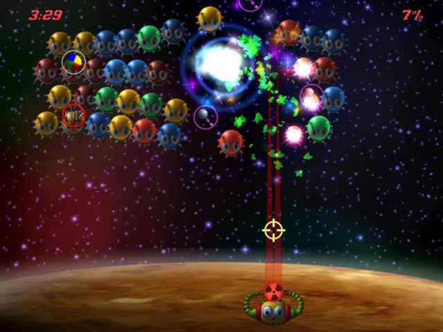 astro bugz revenge screenshots 1
