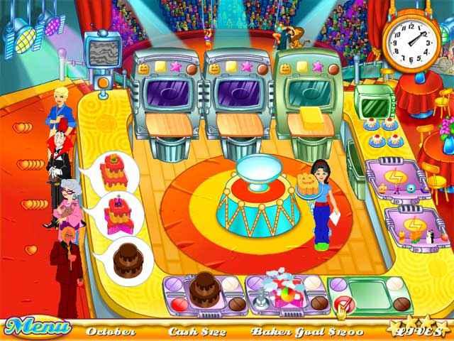 cake mania screenshots 1