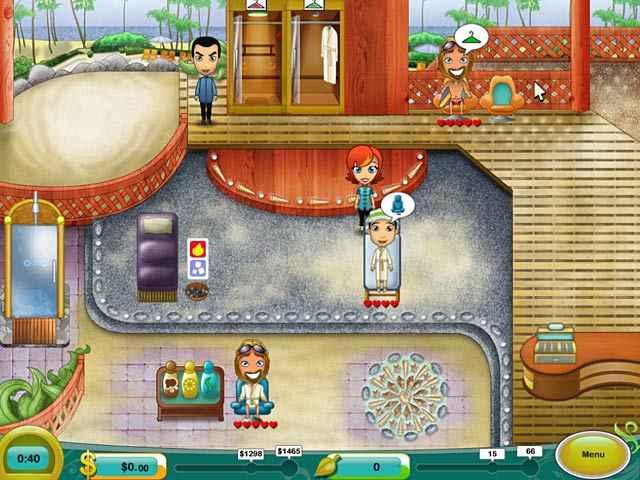 spa mania 2 screenshots 2