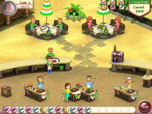 amelie's cafe: summer time screenshots 1