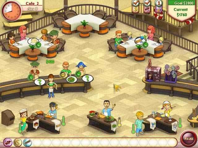 amelie's cafe: summer time screenshots 2