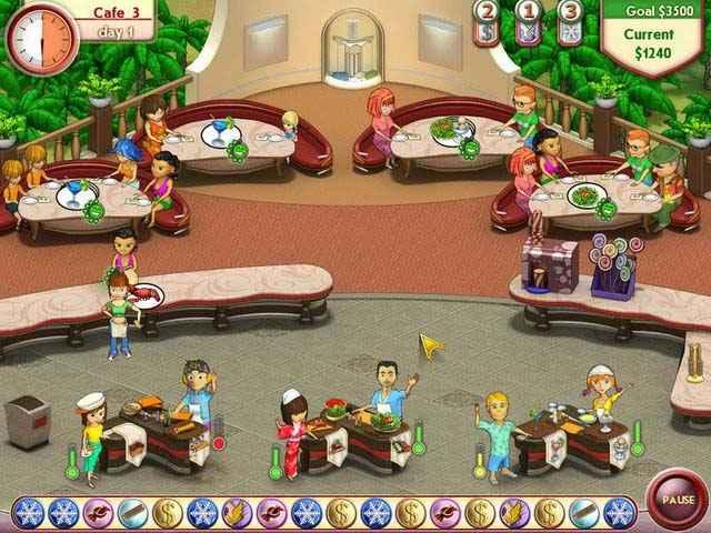 amelie's cafe: summer time screenshots 3
