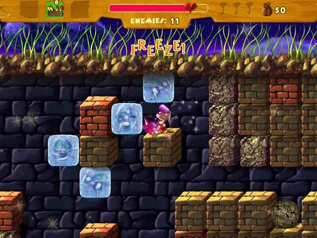 rabbit's magic adventures screenshots 2