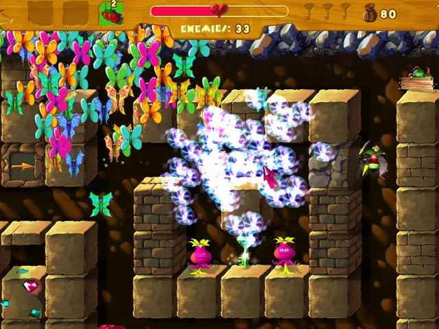 rabbit's magic adventures screenshots 3