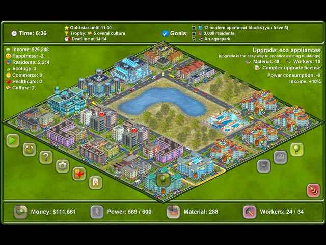 megapolis screenshots 3