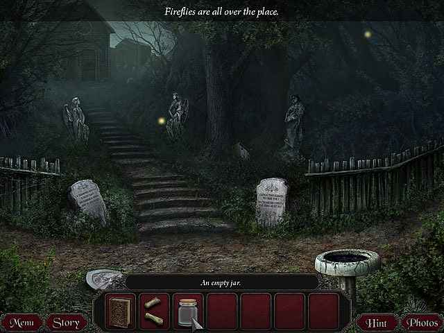 nightmare adventures: the witch's prison screenshots 1