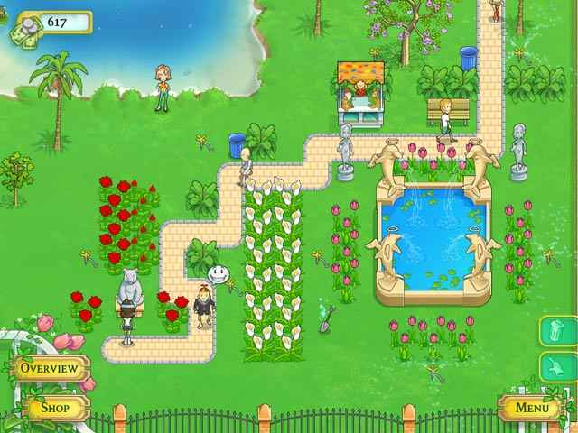 blooming daisies screenshots 1