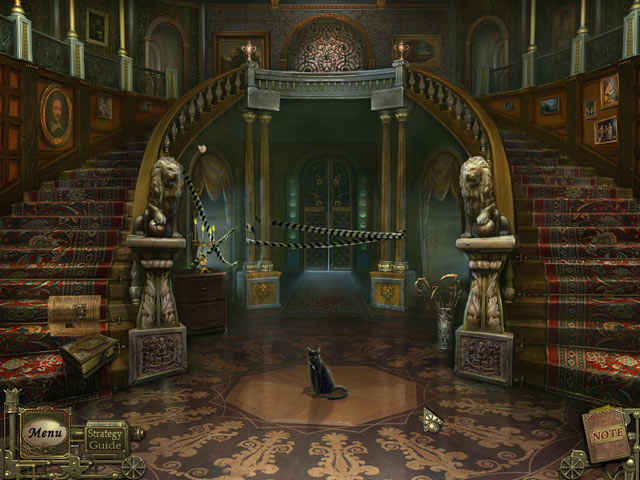 dark tales: edgar allan poe's the black cat collector's edition screenshots 2