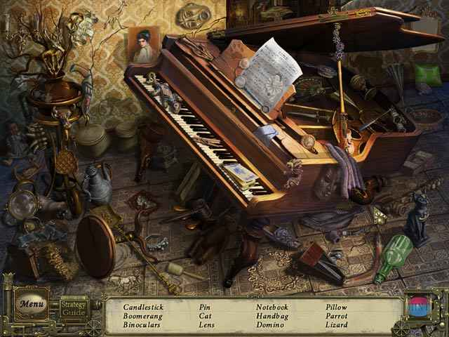 dark tales: edgar allan poe's the black cat collector's edition screenshots 3