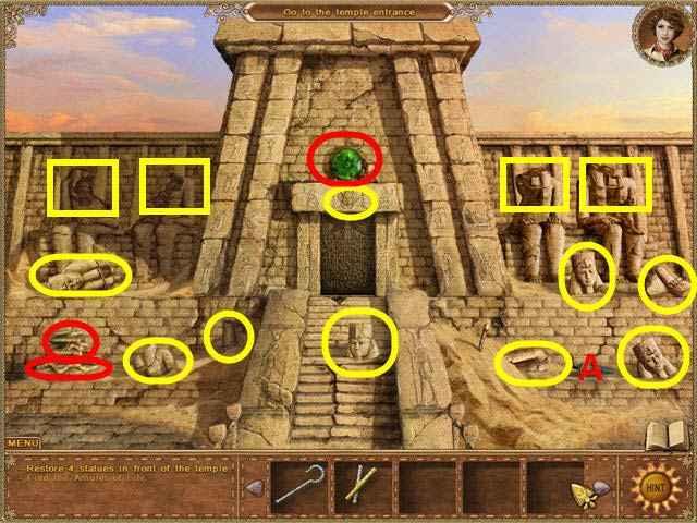 mystic gateways: the celestial quest strategy guide screenshots 1