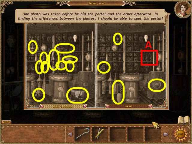 mystic gateways: the celestial quest strategy guide screenshots 2