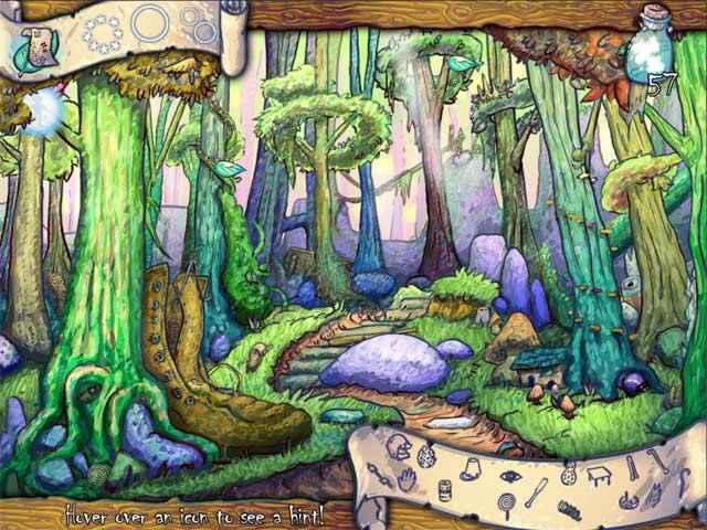wispa forest screenshots 3