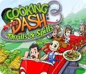 cooking dash 3: thrills and spills