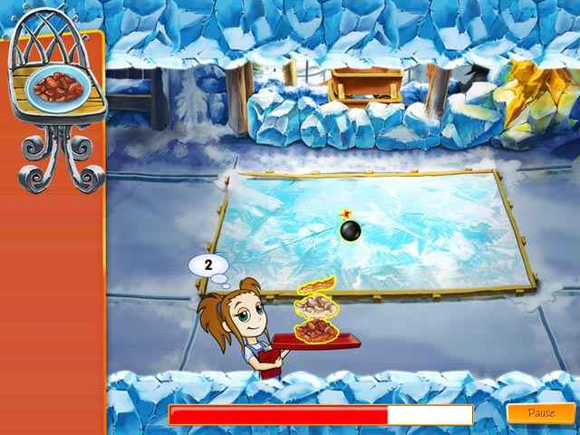 cooking dash 3: thrills and spills collector's edition screenshots 2