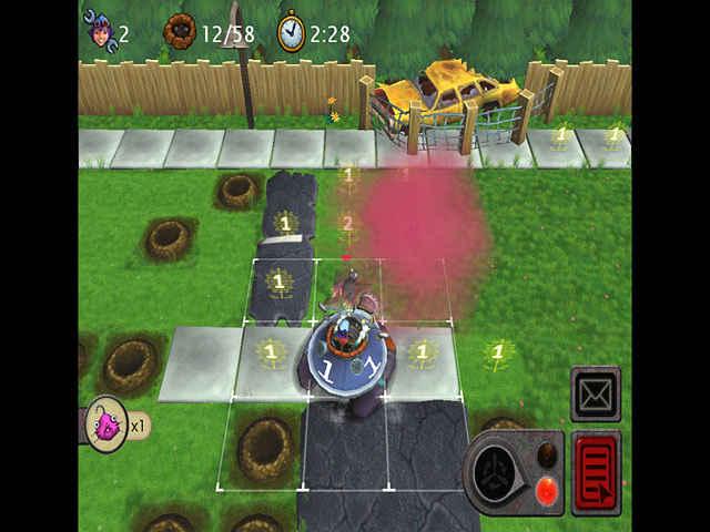 mole control screenshots 3