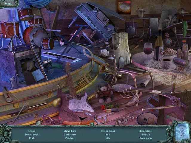 twisted lands: shadow town collector's edition screenshots 2