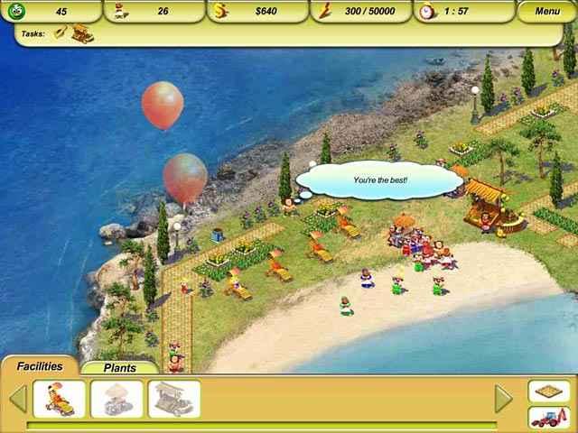 paradise beach 2: around the world screenshots 3