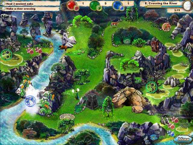 aerie - spirit of the forest screenshots 1