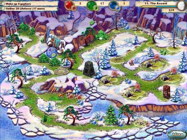 aerie - spirit of the forest screenshots 2