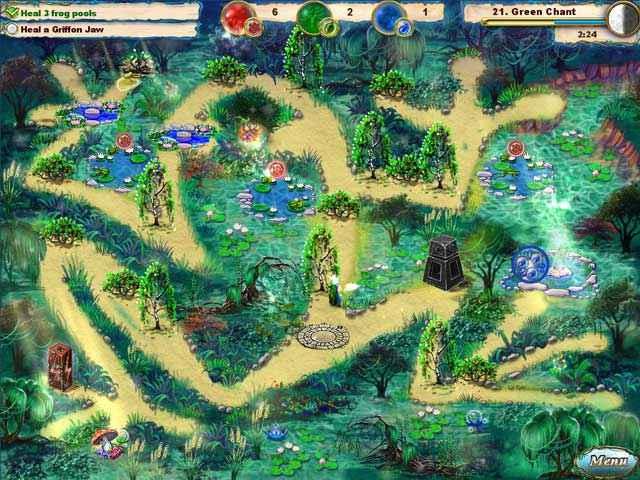 aerie - spirit of the forest screenshots 3