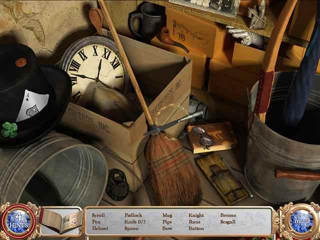 time mysteries: inheritance screenshots 2