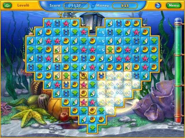 fishdom: seasons under the sea screenshots 1