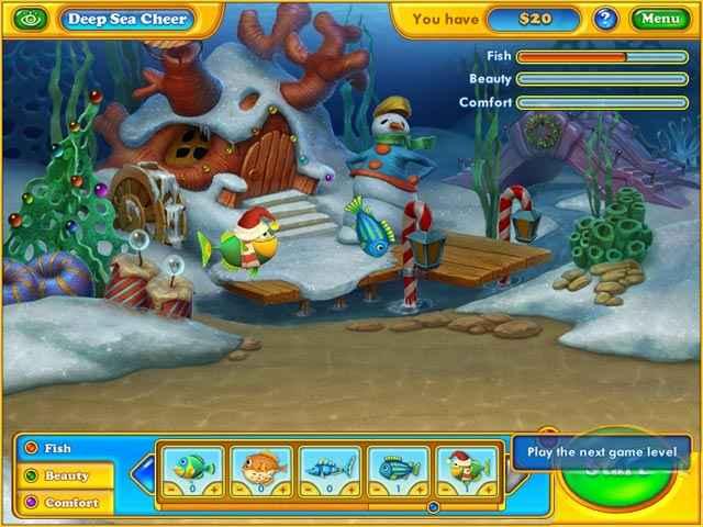 fishdom: seasons under the sea screenshots 2