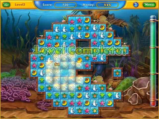 fishdom: seasons under the sea screenshots 3