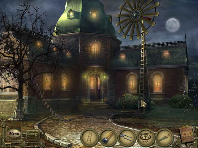 dark tales: edgar allan poe's the black cat screenshots 1