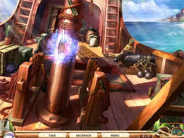 ancient spirits - columbus'legacy screenshots 3