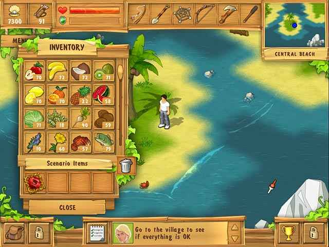 the island: castaway screenshots 2