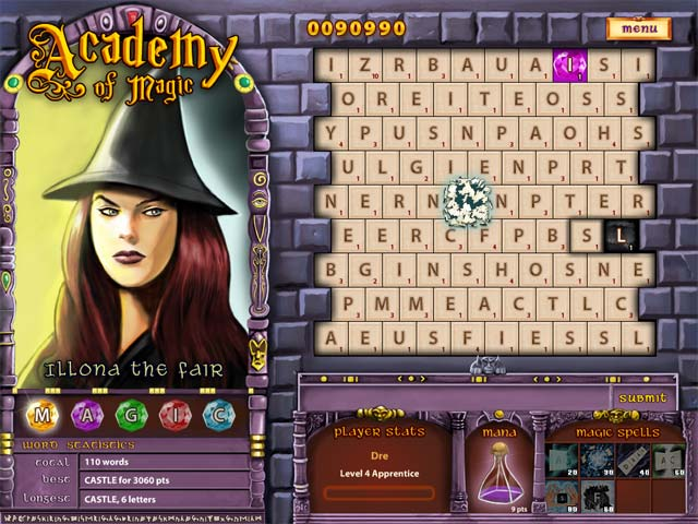 academy of magic - word spells screenshots 1