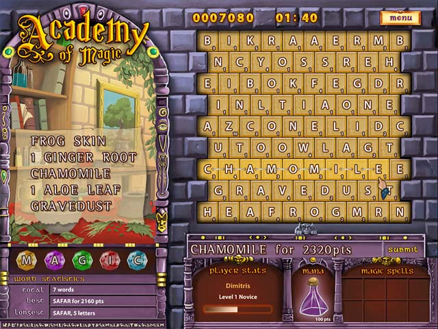academy of magic - word spells screenshots 3
