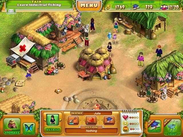farm tribe screenshots 1