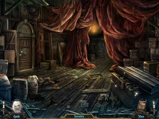 mystery legends: the phantom of the opera collector's edition screenshots 2