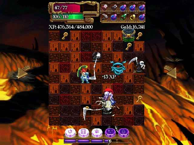 knightfall: death and taxes screenshots 2