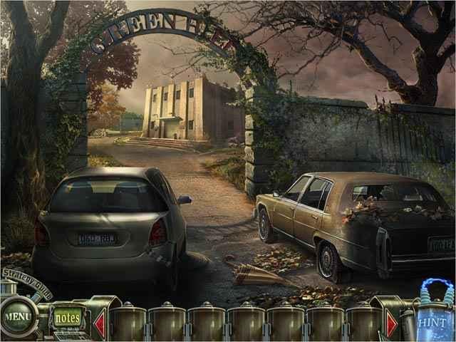 haunted halls: green hills sanitarium collector's edition screenshots 1